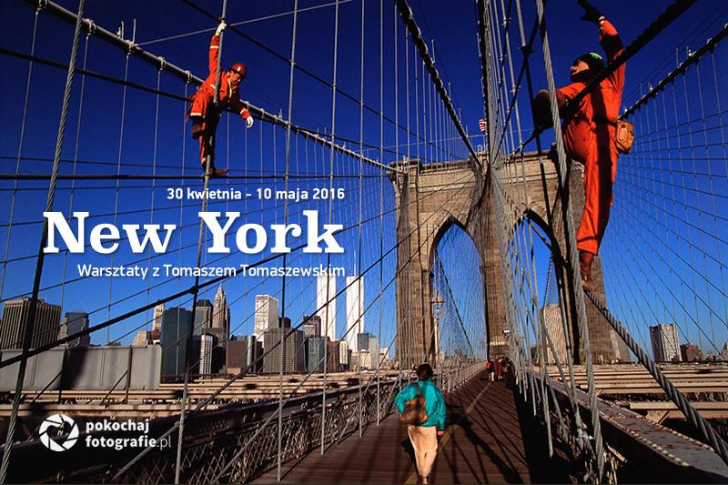 Warsztaty w Nowym Jorku