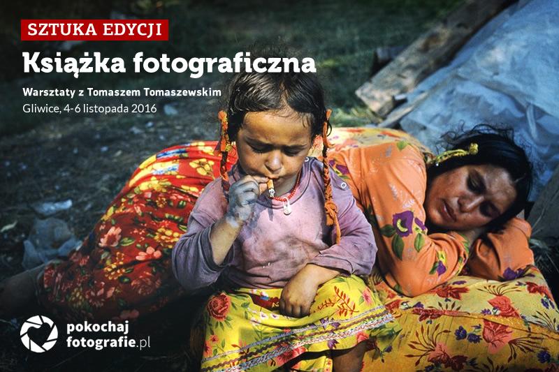 Edycja książki fotograficznej