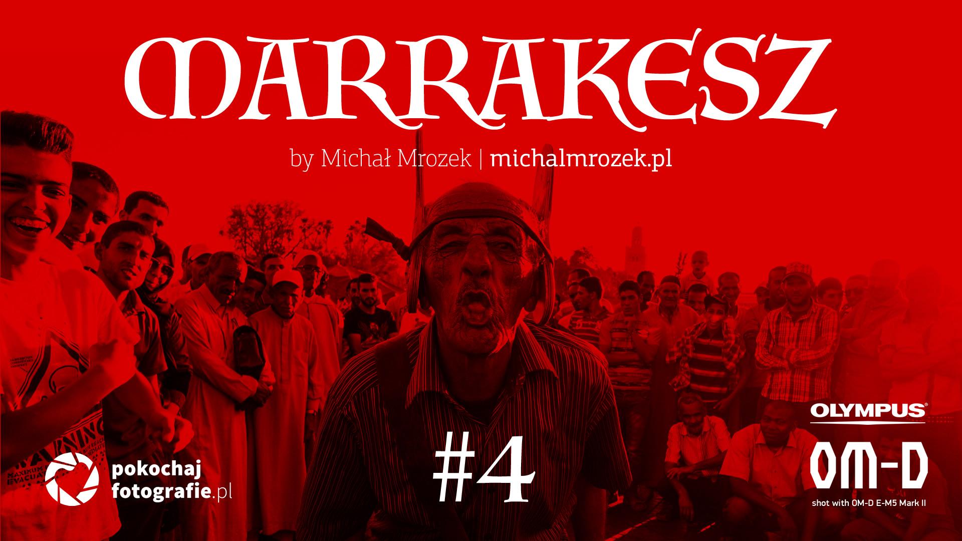 Marrakesz – kupujemy dżelaby w Marokańskim suku #4