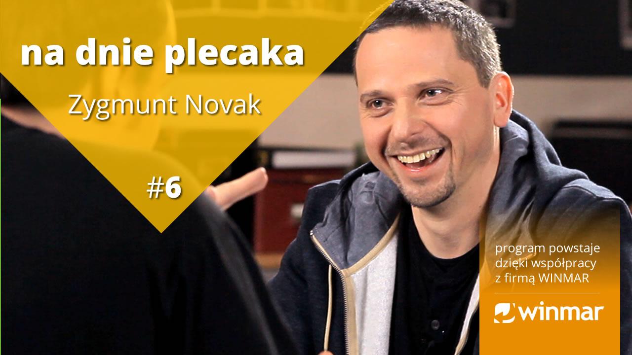 Na dnie plecaka – Zygmunt Novak #6