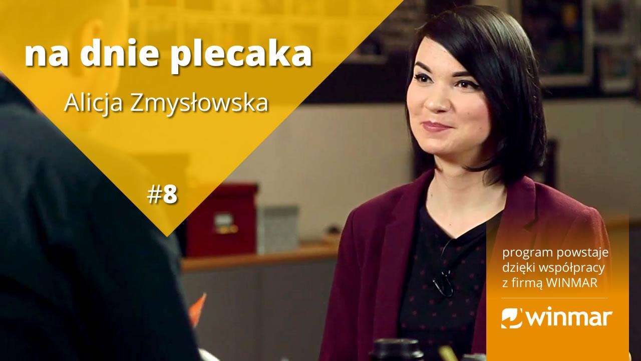 Na dnie plecaka – Alicja Zmysłowska #8