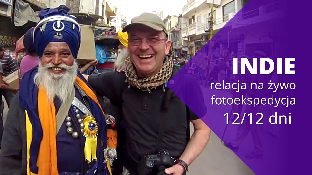 Fotoekspedycja do Indii #12 –  koniec to początek…